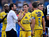Première titularisation pour Pieter Gerkens avec l'Antwerp face au Cercle