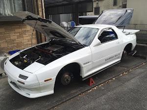 RX-7 E-FC3S GT-Rのカスタム事例画像 榊☆さんの2018年11月25日10:12の投稿