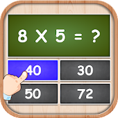 Math Game : Multiplication Table