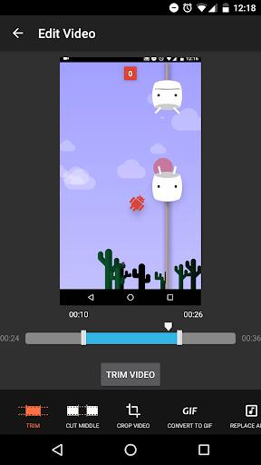 Plugin for AZ Screen Recorder