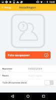 Screenshot of TelenetMobile