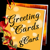 Greeting Cards - gCard