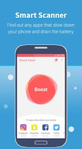 Boost Clean (Booster, Cleaner) screenshot 2