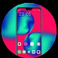 Magical color theme | Allview Soul X5 Pro launcher