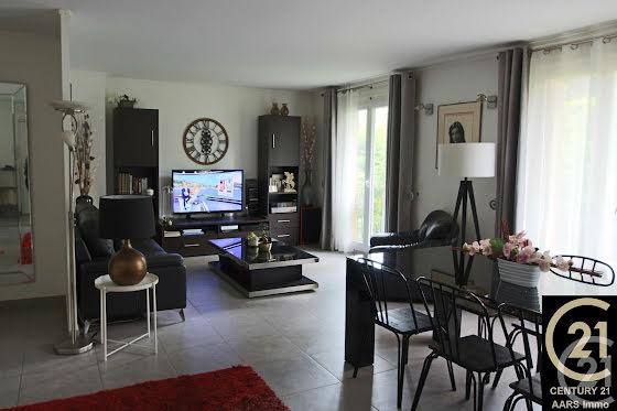 Vente appartement 4 pièces 70,72 m2