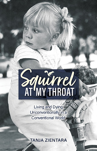 Squirrel At My Throat cover