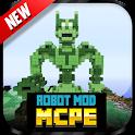 Робот мод для MCPE! icon
