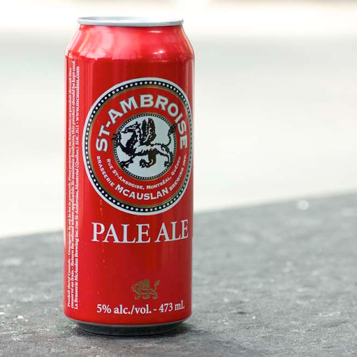 St-Ambroise Pale Ale (Tall can)