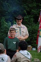 Photo: Latecomer new Scout rank.. :)
