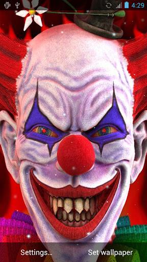 玩免費個人化APP|下載吓人的小丑动态壁纸 app不用錢|硬是要APP