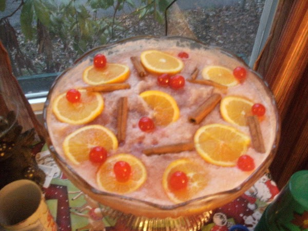 Meave's Yule Punch Recipe