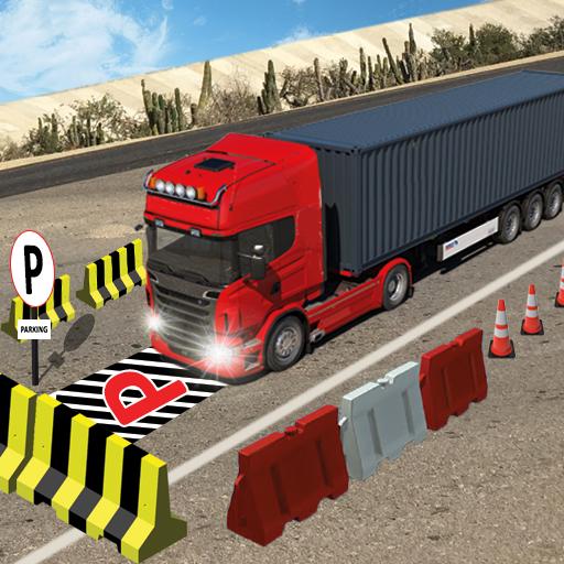 卡車 停車處 傳奇 模擬 App LOGO-APP試玩