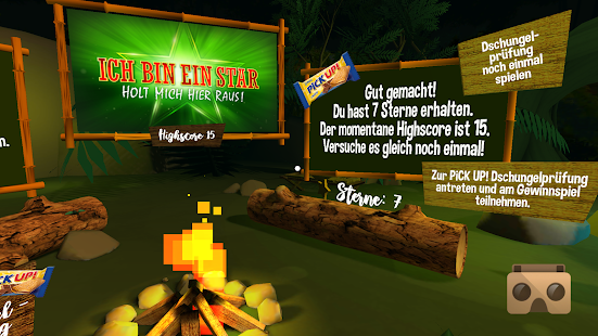 Dschungel VR-Game- screenshot thumbnail