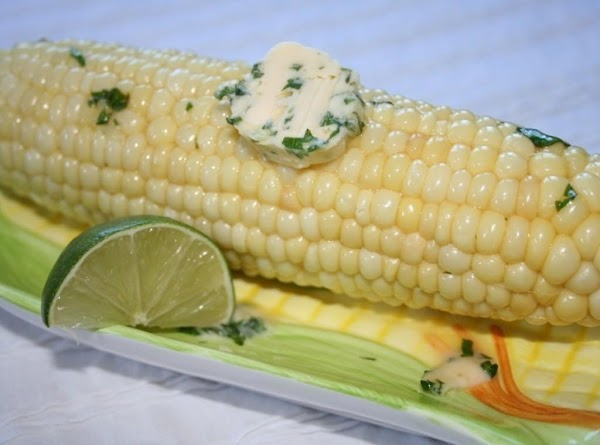 CILANTRO LIME BUTTER1tbls lime juice, 1tbls lime zest & 2tbls fresh chopped cilantro mixed...
