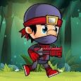 Most Jungle Adventure of Ninja icon
