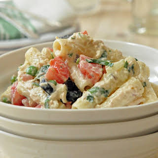The Best Tuna Pasta Salad.
