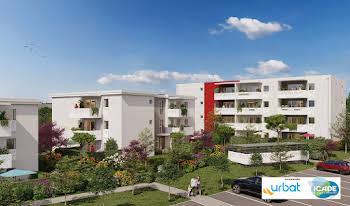 Appartement 2 pièces 40,29 m2