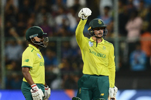 South Africa beat India by 9 wickets