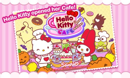 Hello Kitty Cafe Seasons 1.1.1 screenshots 1