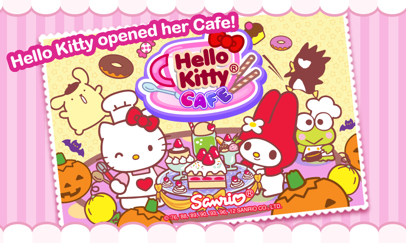 Hello Kitty Cafe Seasons- screenshot