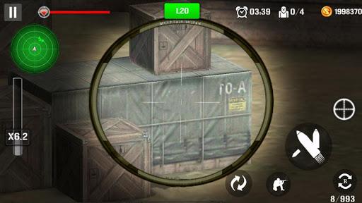 Mountain Shooting Sniper 1.3 screenshots 6