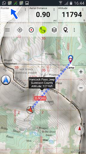 PC u7528 US Topo Maps Pro 1