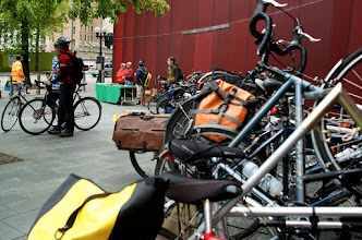 Photo: Bike to Work 12: Bike Pile