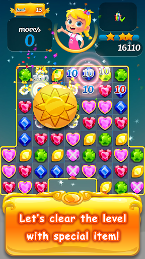 New Jewel Pop Story: Puzzle World filehippodl screenshot 1