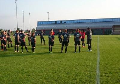#Flametime: la préparation du match contre l'Estonie a débuté