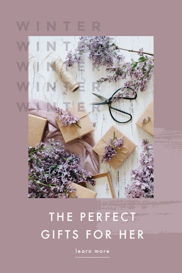 Perfect Gifts for Her - Pinterest Pin Template