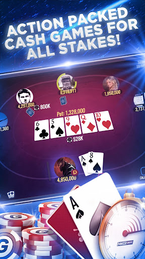 Poker Texas Holdem Live Pro  gameplay | by HackJr.Pw 8