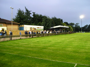Photo: 04/09/06 v Wroxham (FA Cup Preliminary Round Replay at Aylesbury Vale FC) - contributed by David Norcliffe