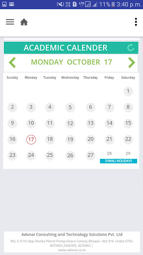 Adonai EduApp 3.1 screenshots 14