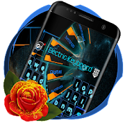 App Electric Keyboard theme APK for Windows Phone