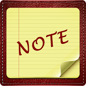 Note: color memo, todo list, reminder, notepad app