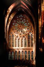 Photo: Kathedrale in Metz in Frankreich