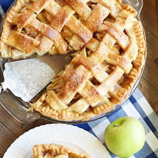 Paula Deen's Apple Pie.