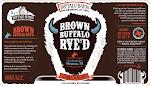 Buffalo Bayou Brown Buffalo Rye'd