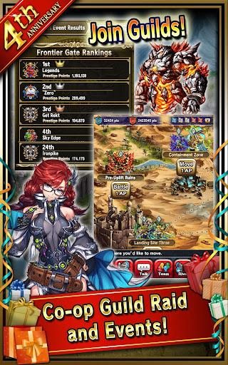 Brave Frontier screenshot 12