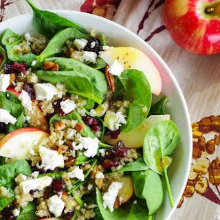 Quinoa Apple Salad Recipes.