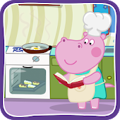 Cooking School: Games for Girls Icon