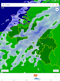 Buienradar - weather- screenshot thumbnail