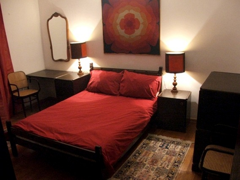 Photo: Double bed private