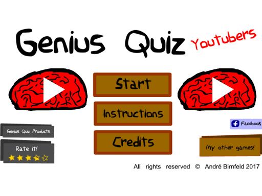 Genio Quiz Youtubers 1.0.1 screenshots 5