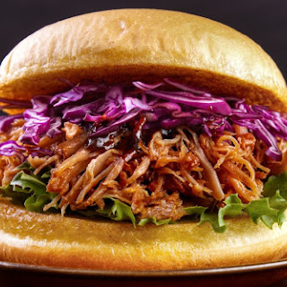 Slow Cooker BBQ Pulled Pork Roast Recipe