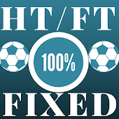 Download HT/FT Fixed Matches 100% Free