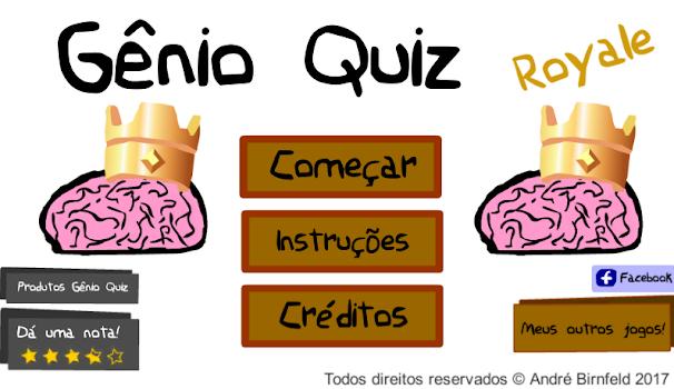 Genius Quiz Royale