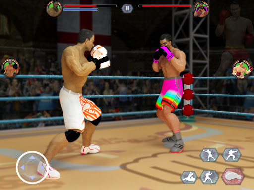 World Tag Team Super Punch Boxing Star Champion 3D 2.1 screenshots 9