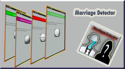 婚姻探测器恶作剧