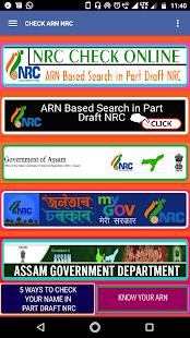 NRC Online Assam - náhled